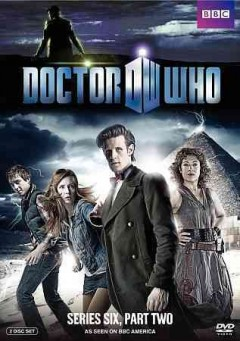 Doctor who. Season 6, part 2 cover image