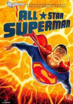 All-star Superman cover image