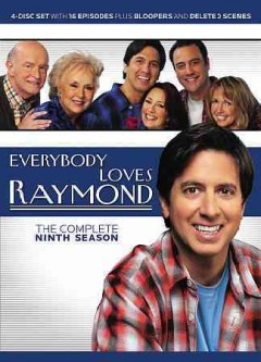 Everybody loves Raymond. Season 9 cover image