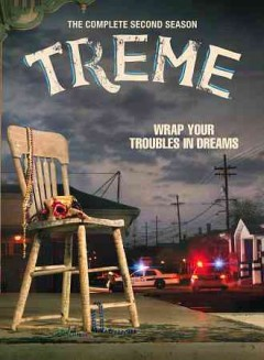 Treme. Season 2 cover image