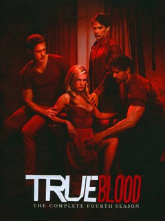 True blood. Season 4 cover image