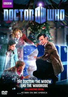 Doctor Who. The doctor, the widow and the wardrobe 2011 Christmas special cover image