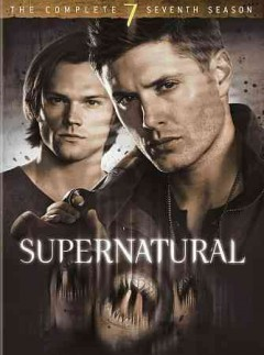 Supernatural. Season 7 cover image