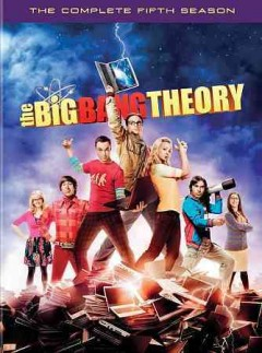 The big bang theory. Season 5 cover image