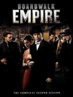 Boardwalk empire. Season 2 cover image