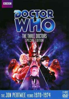 Doctor who. Story 65, The three doctors cover image