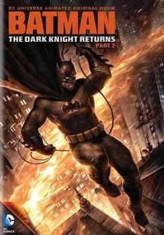 Batman: the dark knight returns. Part 2 cover image