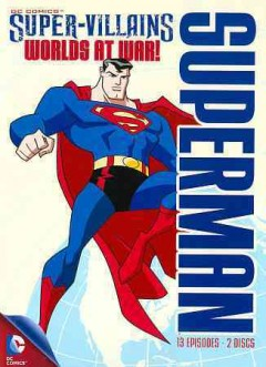 Superman super-villains. Worlds at war! cover image