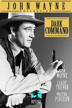 Dark command cover image