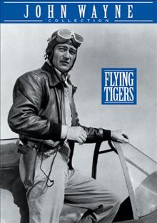 Flying tigers cover image