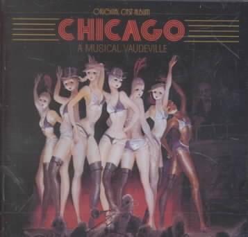 Chicago original cast recording cover image