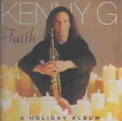 Faith a holiday album cover image