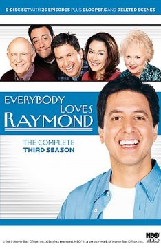 Everybody loves Raymond. Season 3 cover image