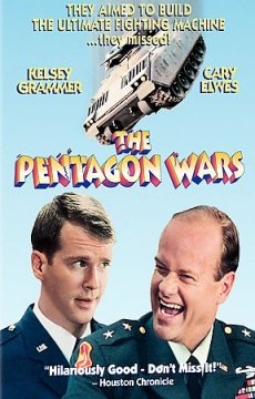 The Pentagon wars cover image
