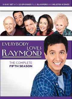 Everybody loves Raymond. Season 5 cover image