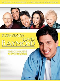 Everybody loves Raymond. Season 6 cover image