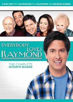 Everybody loves Raymond. Season 7 cover image