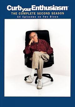 Curb your enthusiasm. Season 2 cover image