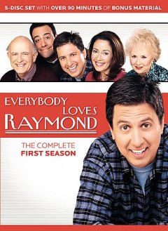 Everybody loves Raymond. Season 1 cover image