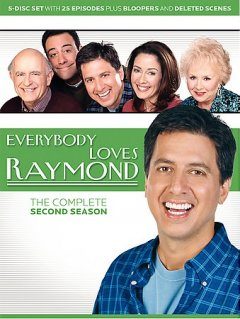 Everybody loves Raymond. Season 2 cover image
