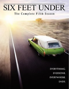 Six feet under. Season  5, the final season cover image