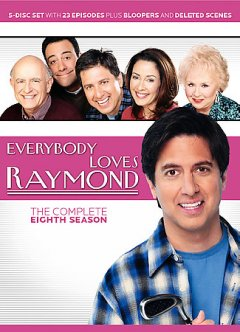 Everybody loves Raymond. Season 8 cover image