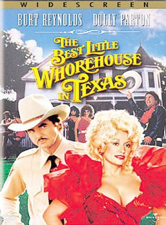 The Best little whorehouse in Texas cover image