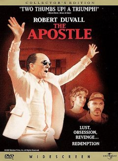 The apostle cover image