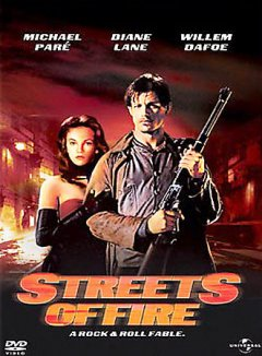 Streets of fire cover image