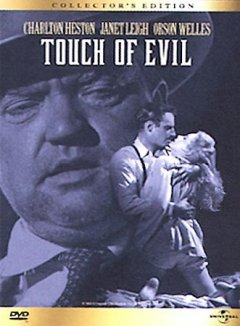 Touch of evil cover image