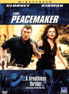 The Peacemaker cover image