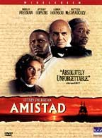 Amistad cover image