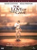 For love of the game cover image