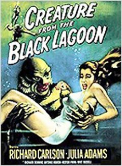 Creature from the black lagoon cover image