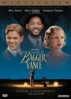 The legend of Bagger Vance cover image