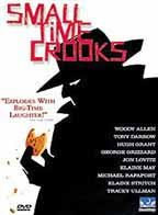 Small time crooks cover image