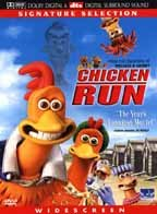 Chicken run cover image