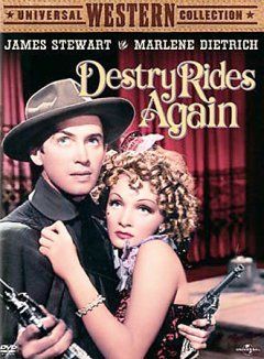 Destry rides again cover image