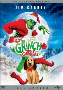 Dr. Seuss' how the Grinch stole Christmas cover image