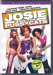 Josie and the Pussycats cover image