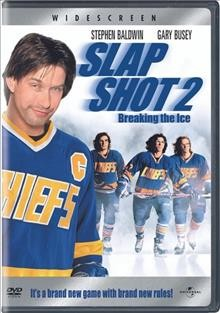 Slap shot 2 breaking the ice cover image
