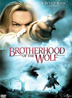 Brotherhood of the wolf Le pacte des loups cover image