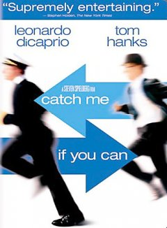Catch me if you can cover image