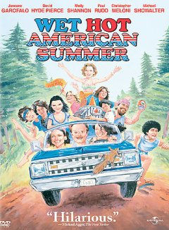 Wet hot American summer cover image