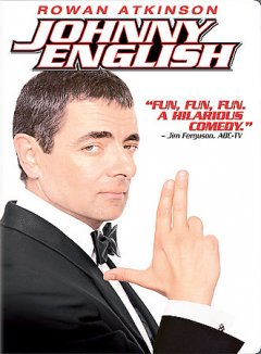 Johnny English cover image