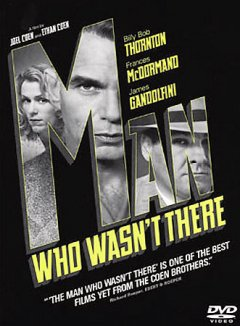 The man who wasn't there cover image