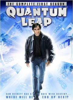 Quantum leap. Season 1 cover image