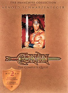 Conan the complete quest cover image