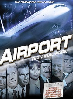 Airport terminal pack cover image