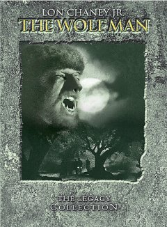 The Wolf Man the legacy collection cover image